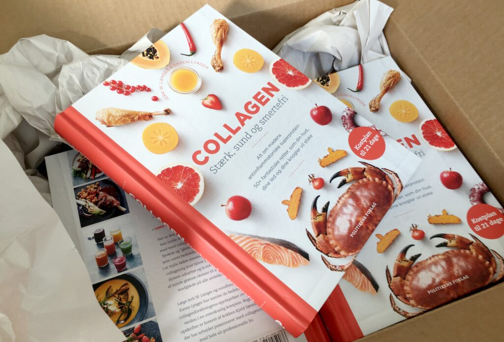 Collagen cover