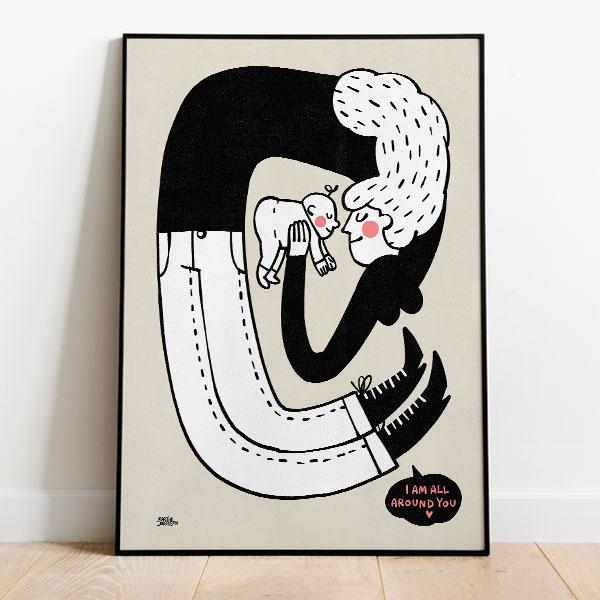 af illustrator Martin Jørgensen