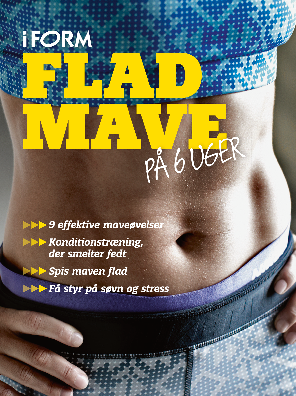 Flad mave I From