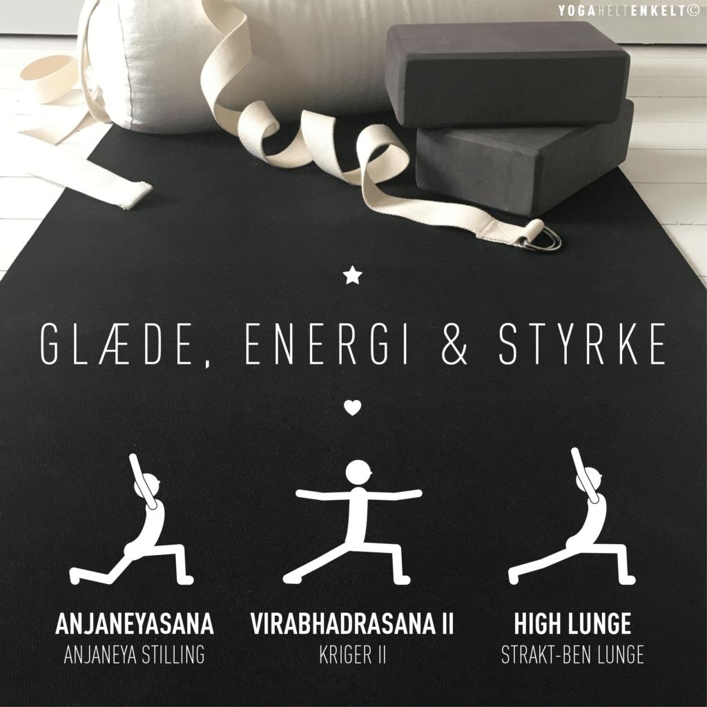 Yoga 2x3 Energi